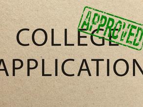 Class of 2019 College Acceptances