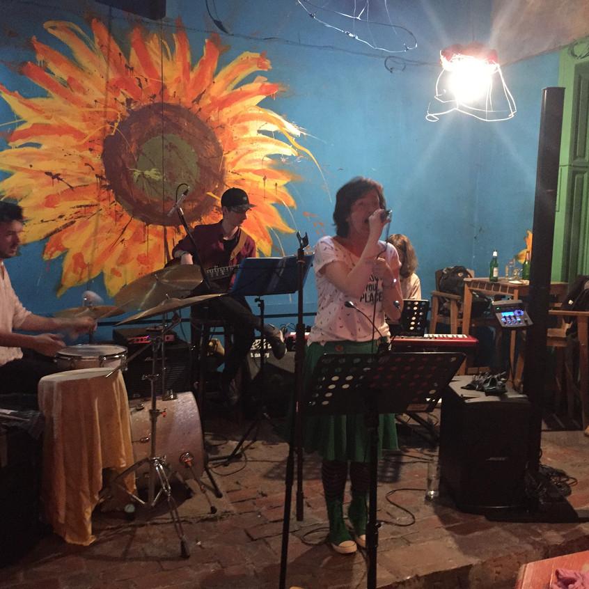Edina Quartet @ Insomnia, Cluj
