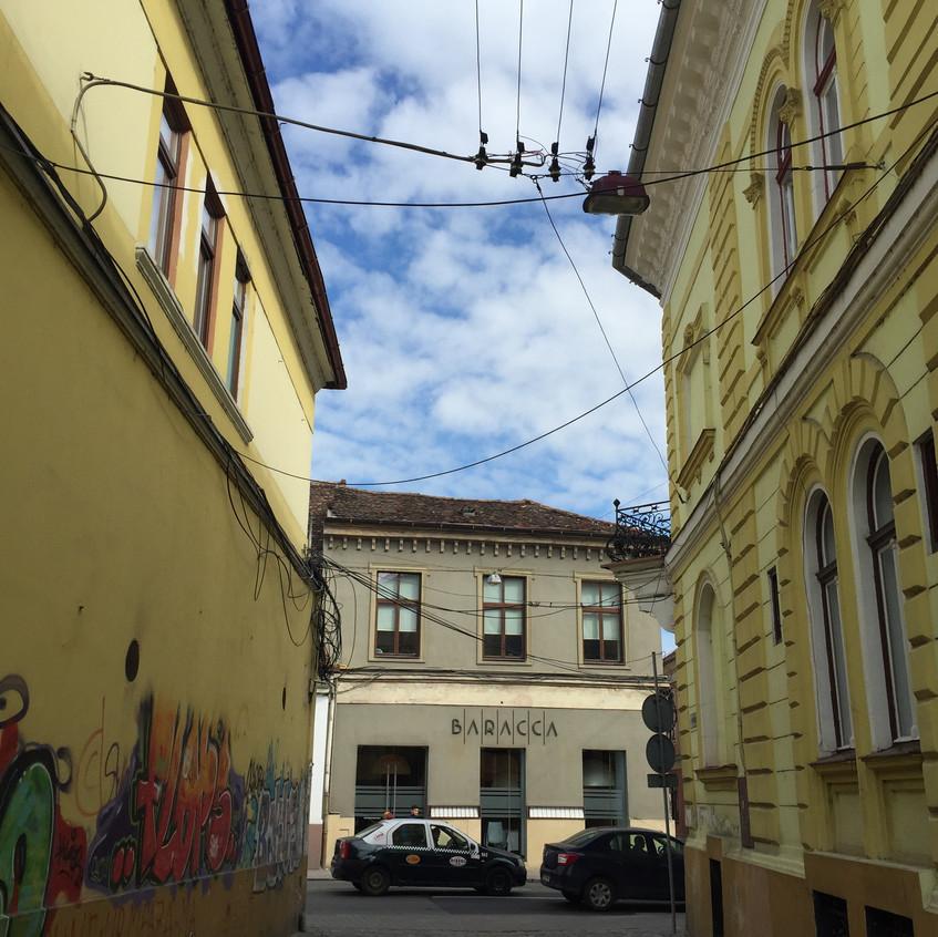 Around Cluj