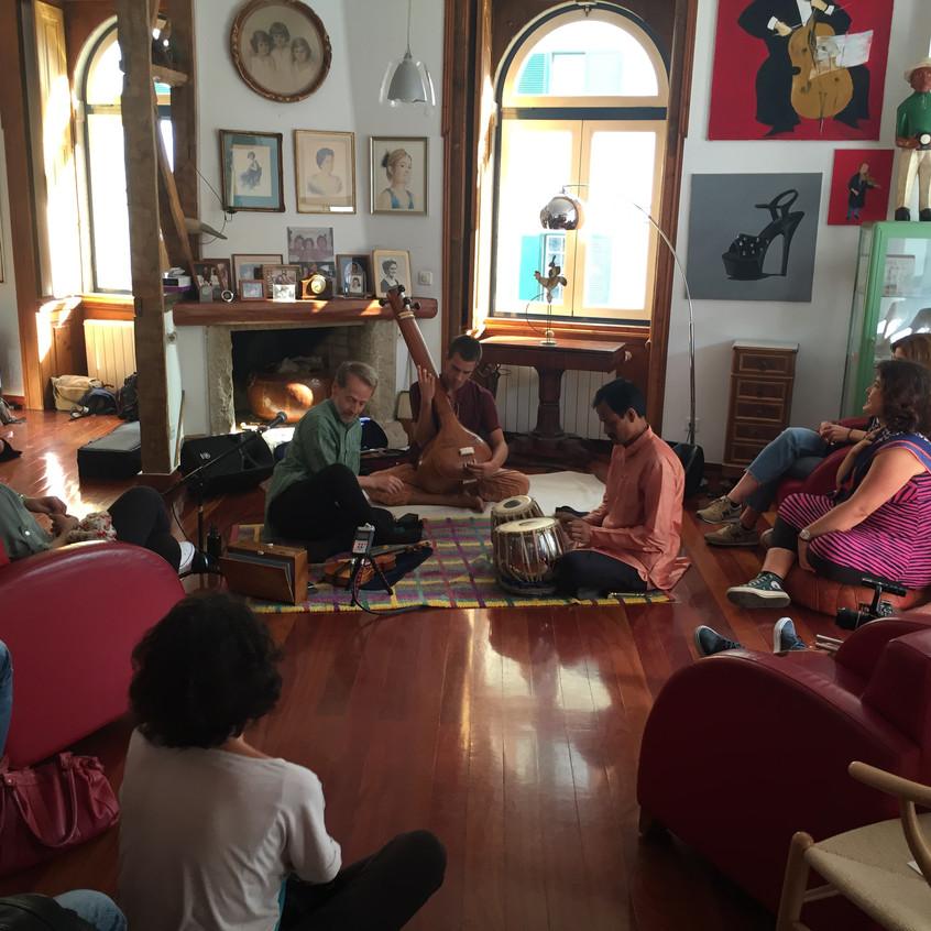 Lisbon Living Room Sessions