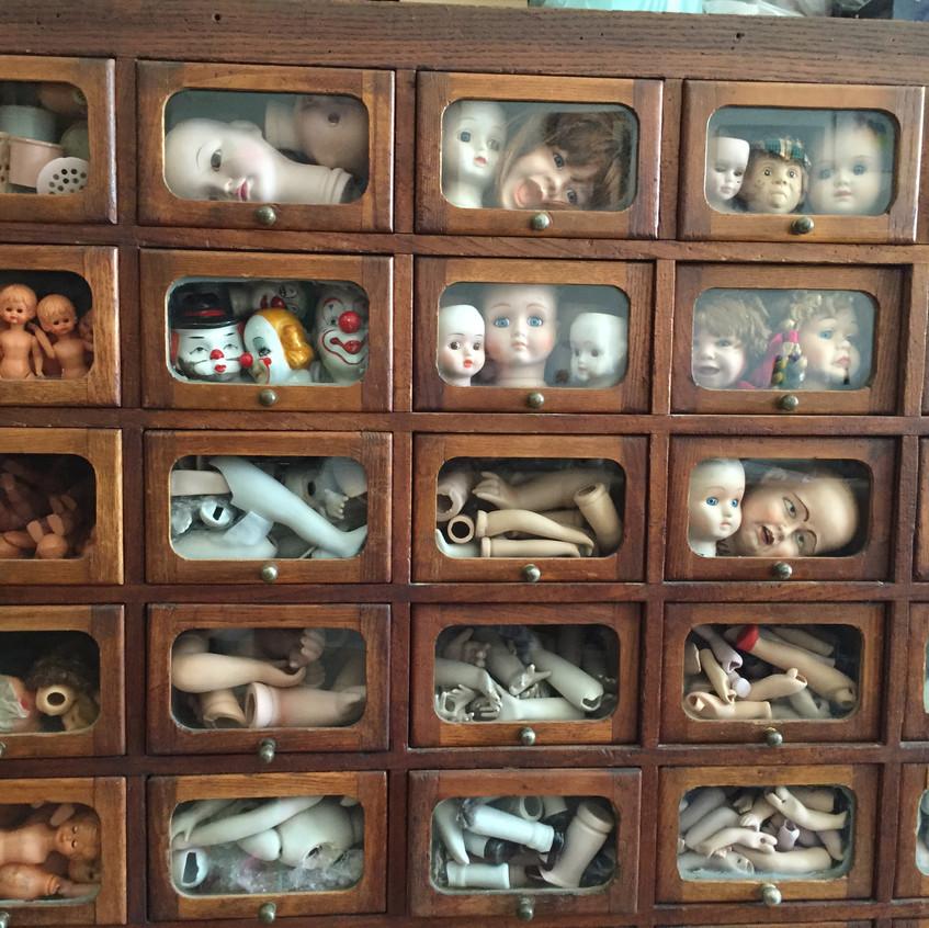 The Lisbon Doll Hospital