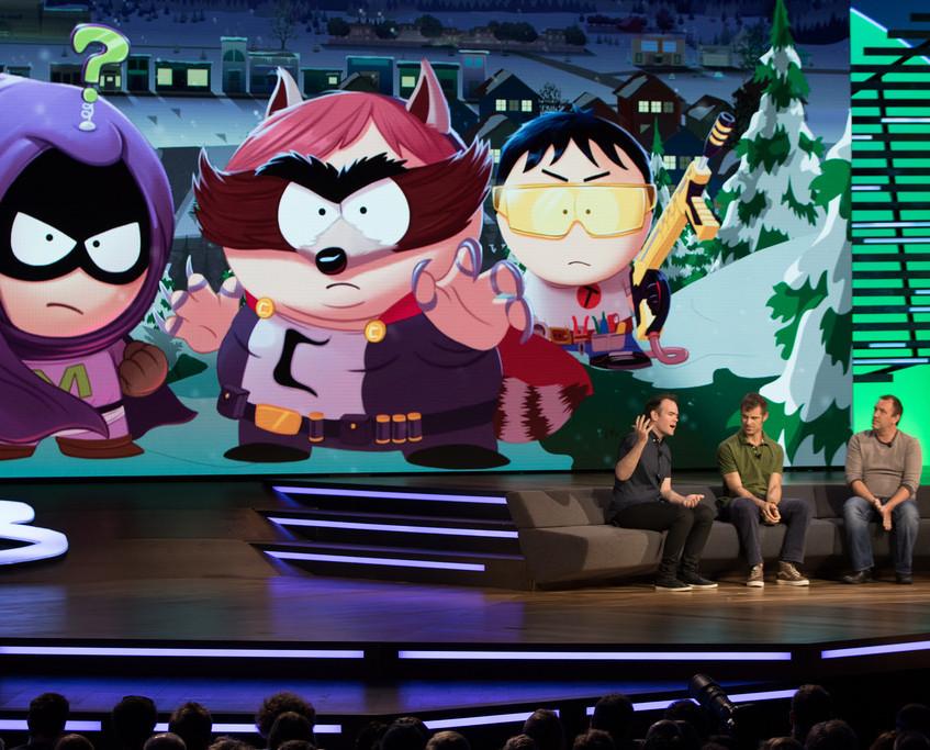 Ubisoft Press Conference