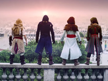 French Parkour Group Brings Assassin's Creed Unity to Life