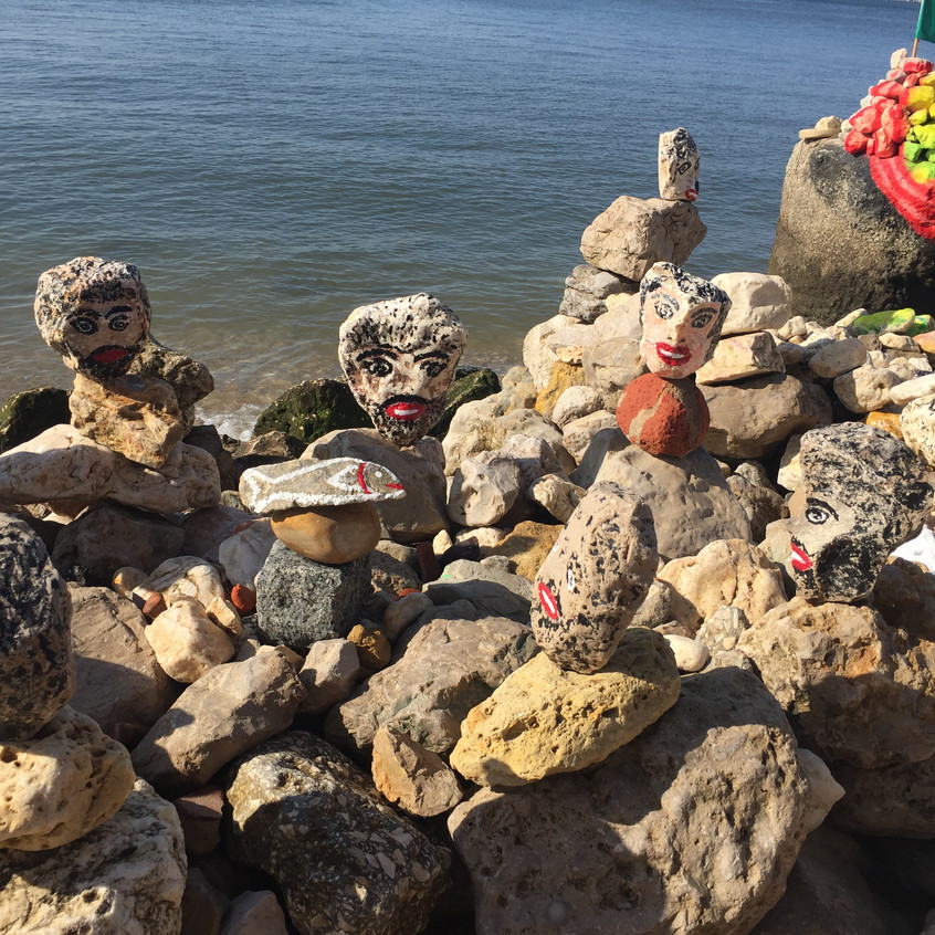 Rock - Stacking - It's a Thing