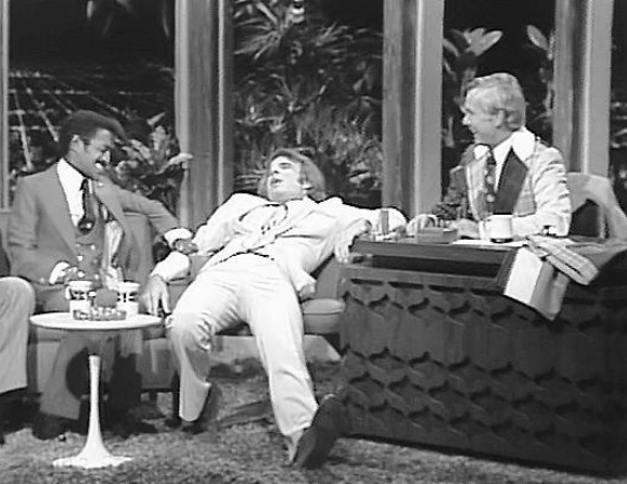 Martin's sixteenth appearance on The Tonight Show Starring Johnny Carson was a turning point in his career. / Orange County Register
