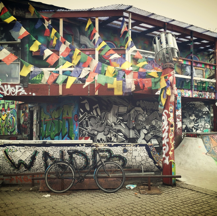 Skatepark, Freetown Christiania