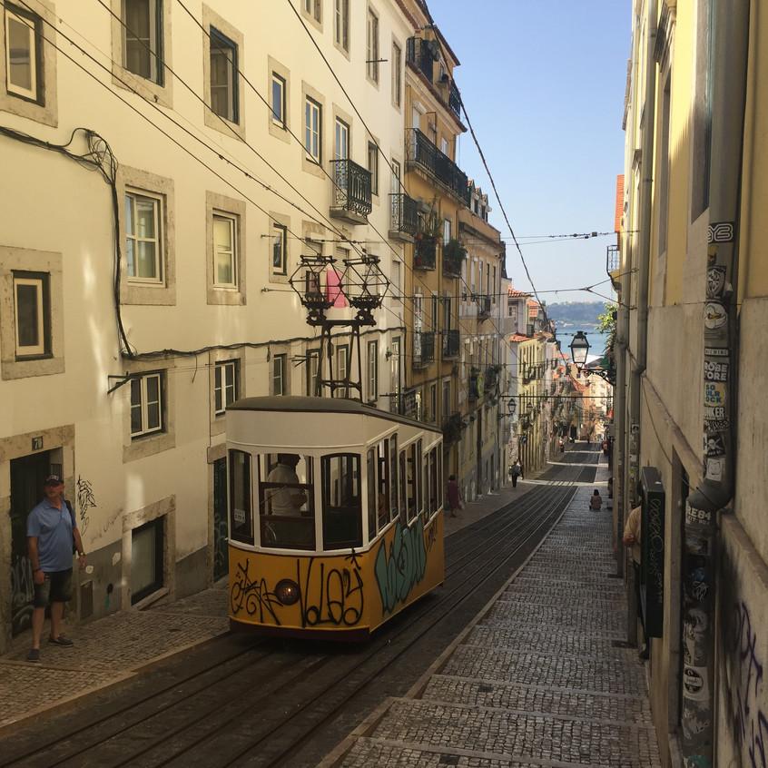 Street Scenes, Lisbon