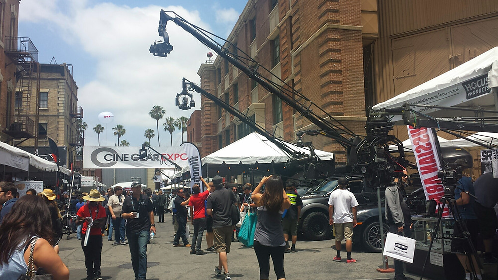 Cinegear Expo @ Paramount Studios