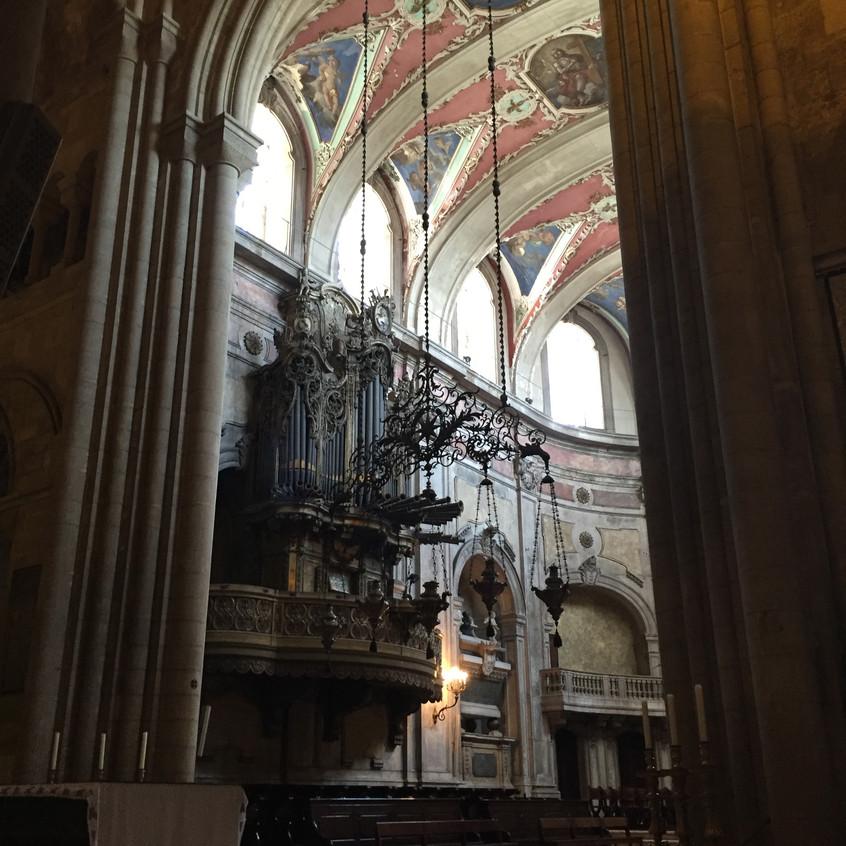 Church of San Antonio, Lisbon