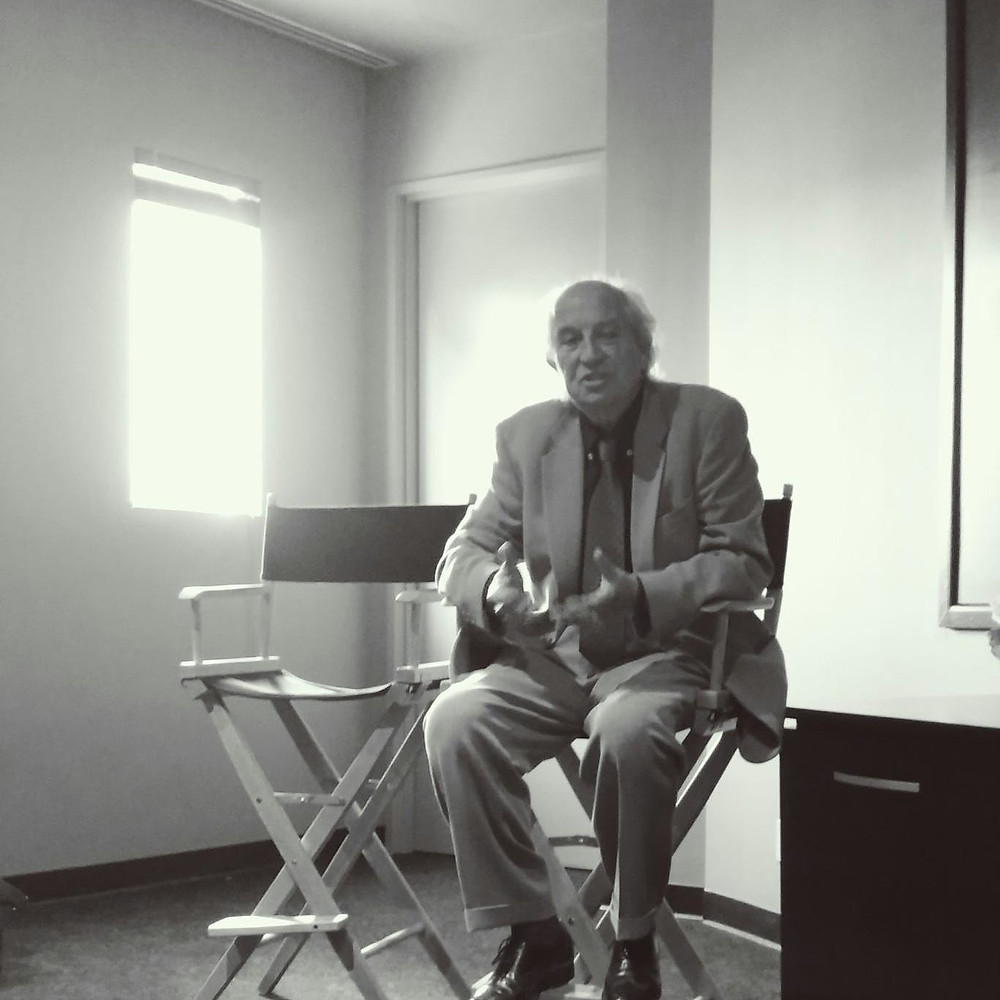 Cinematographer Vittorio Storaro