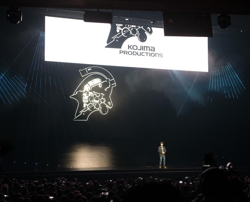 Kojima Returns!