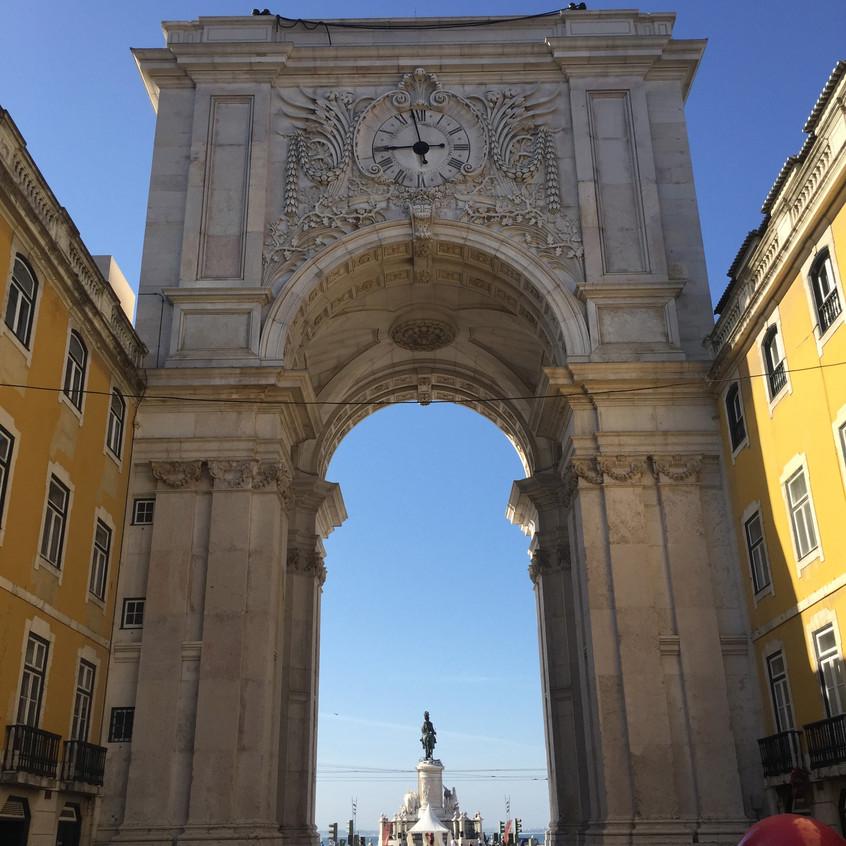 City Gate, Lisbon
