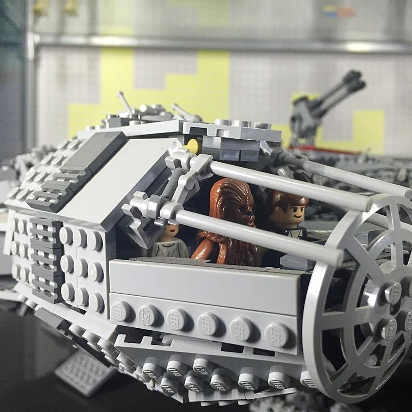 The Prague Lego Museum