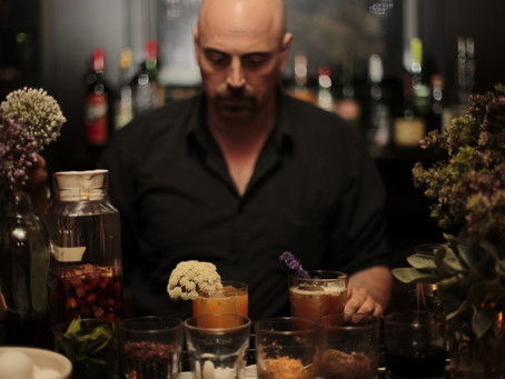 Pure Imagination: Interview with Bar Chef Matthew Biancianello