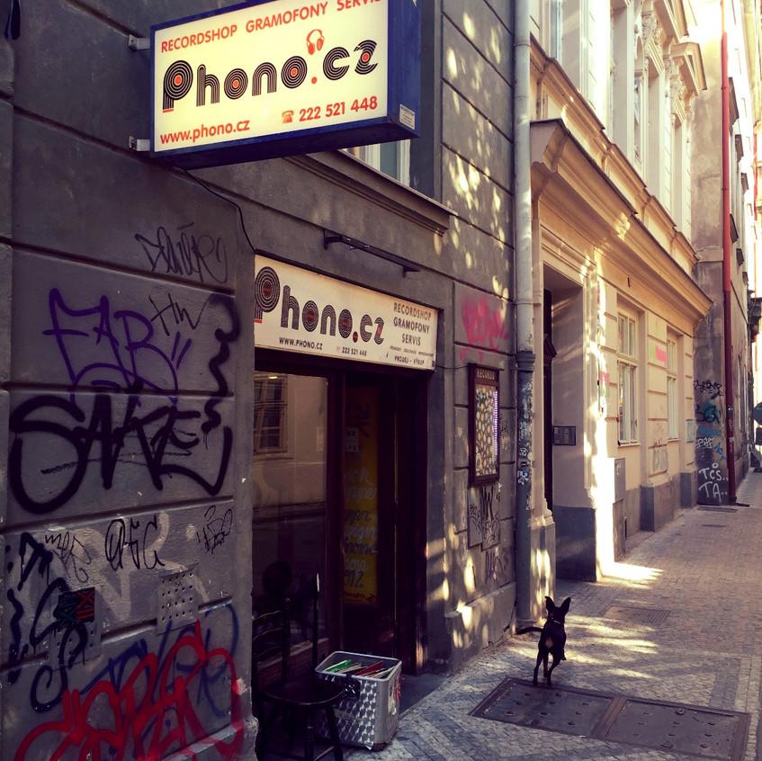 Phono CZ Record Store