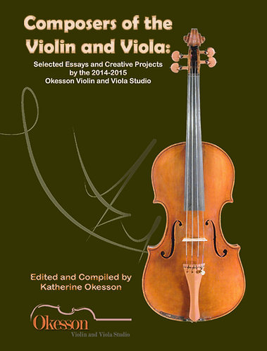 Composers of the Violin and Viola