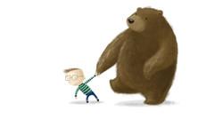 My Bear friend
