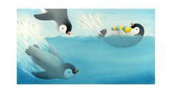 Plip the Penguin