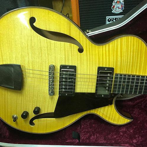 John Moriarty Jazz Guitar