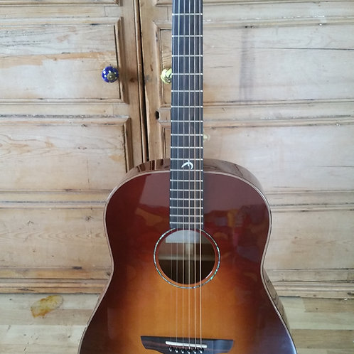 Faith Semi Acoustic Left Hand FRSB45 Classic Burst
