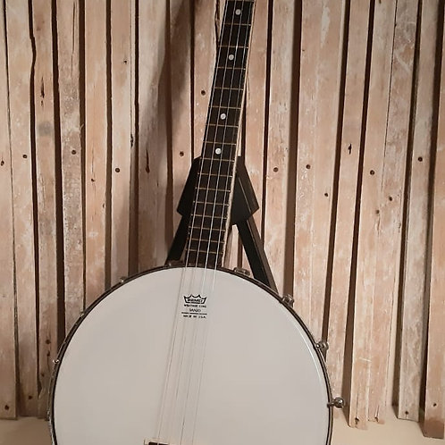 1930s Open Back Tenor Banjo made in the USA. USED