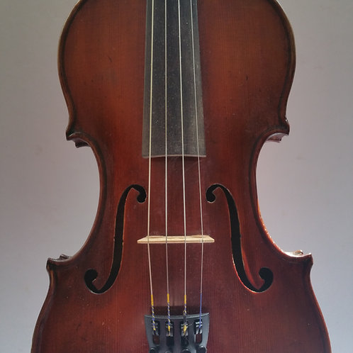 Handmade Late Nineteenth Century Violin Fiorini Italy