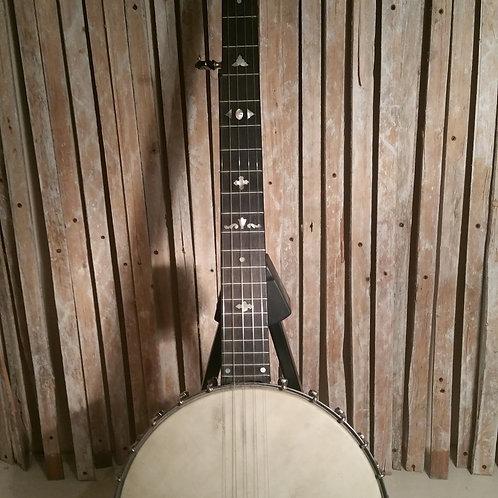 Clifford Essex 5 string open back banjo