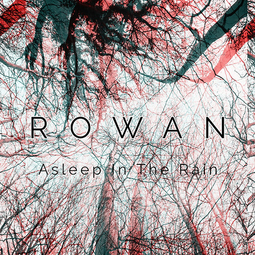 Rowan - Asleep in The Rain EP - CD
