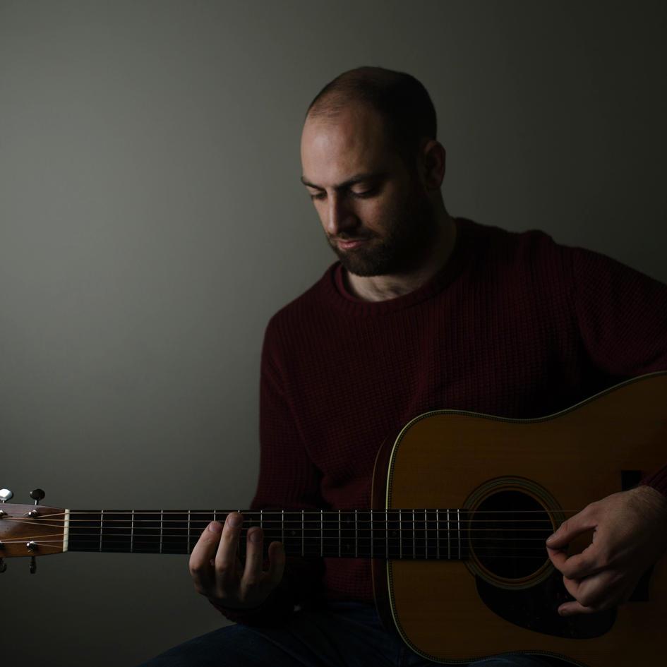 Conor O'Sullivan Portrait