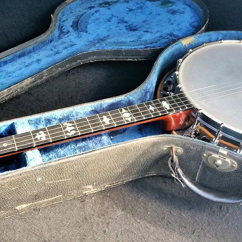 Clifford Essex Tenor Banjo. Used.