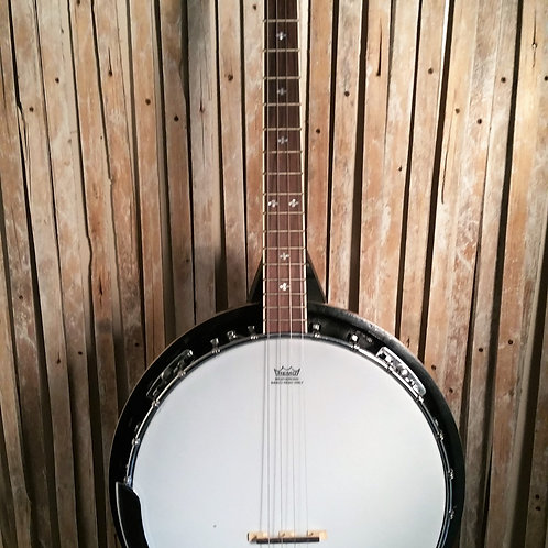 Republic 4 String Banjo. USED