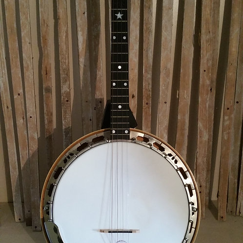 Bart Reiter Maple body tenor banjo