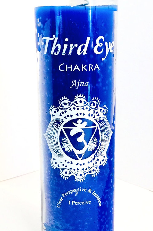 Third Eye 7 Day Candle