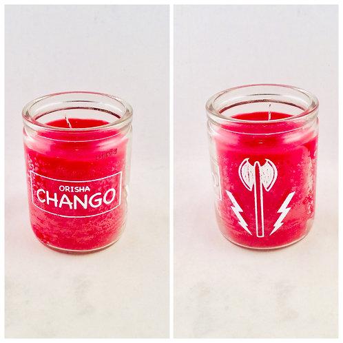 Orisha 50 Hour Candle: Shango