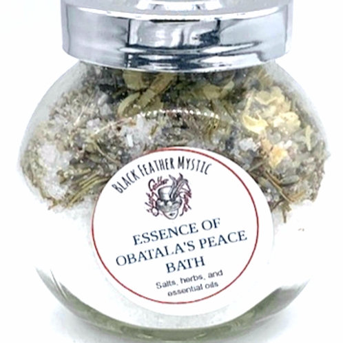 Essence of Obatala's Peace Bath