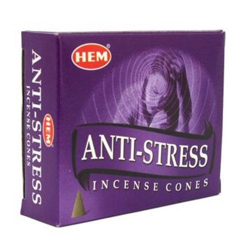 Anti-Stress Incense Cones