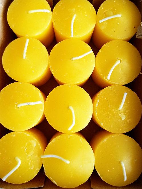 Yellow Votive