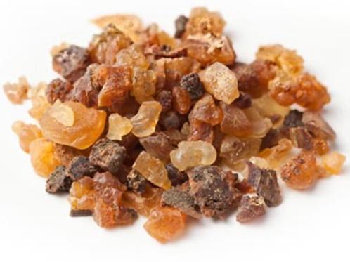 Myrrh Incense Resin