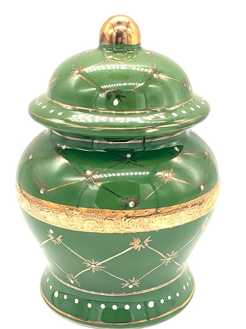 Porcelain Ifa Vessel