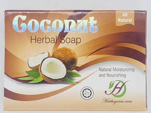 Coconut Herbal Soap