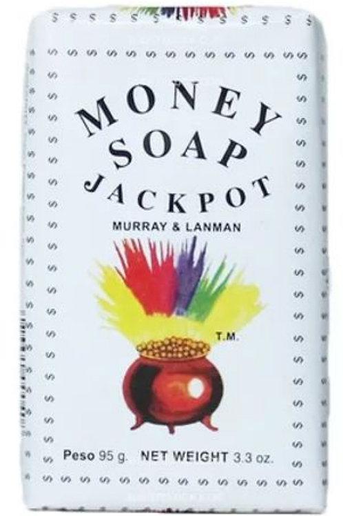 Jackpot Money Soap