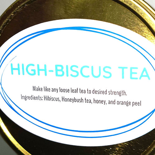 High-biscus Tea