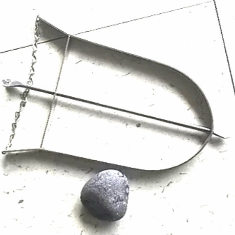 """4""""Ochossi Arrow"""