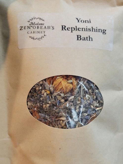 Yoni Replenishing Bath