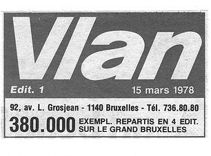 FUM3 - Vlan - 15 mars 1978 - Première se