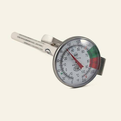 Melketermometer