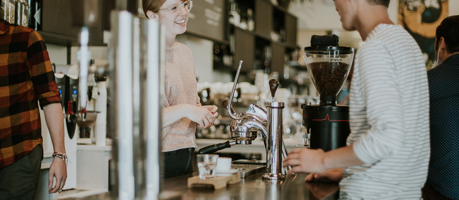 Modbar - en ny type espressomaskin