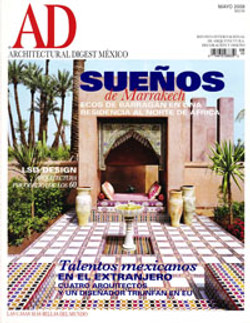 Architectural Digest Mexico, May 08