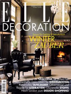 ElleDecoration Germany January 2009