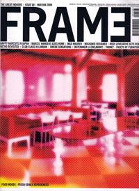 Frame, May 2009